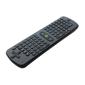 2.4 G Wireless Mini Tastatură rusă RC11 Fly Mouse-ul de Aer de la Distanță Contro Pentru CUTIE TV Android Dongle / Calculator Mini PC, Media Player