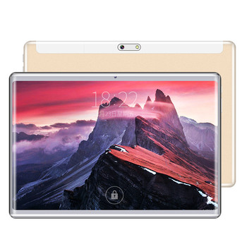 10 inch 2.5 d Ecran Tableta Deca Zece 10 Core 6GB, 128GB ROM Dual SIM Card 4G LTE 8.0 MP, Android GPS 8.0 google IPS tablet pc